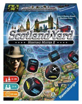 Scotland Yard – Das Würfelspiel