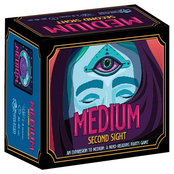 Medium: Second Sight [Expansion]