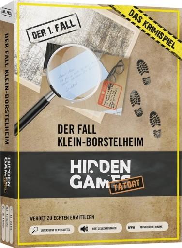 Hidden Games Tatort: Der Fall Klein-Borstelheim 1.Fall