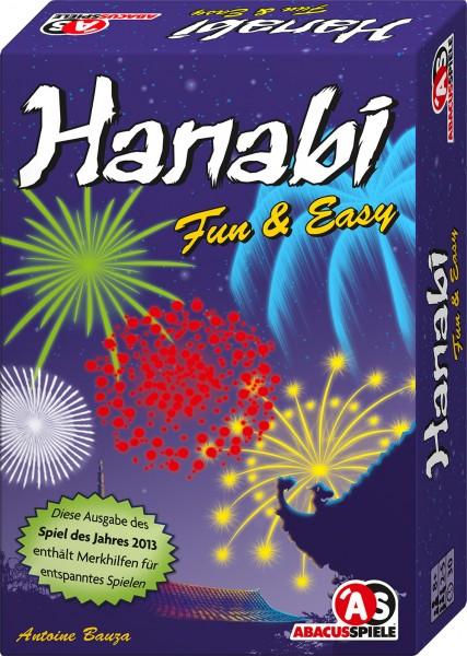 Hanabi Fun & Easy