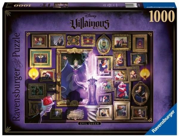 Puzzle: Villainous – Evil Queen (1000 Teile)