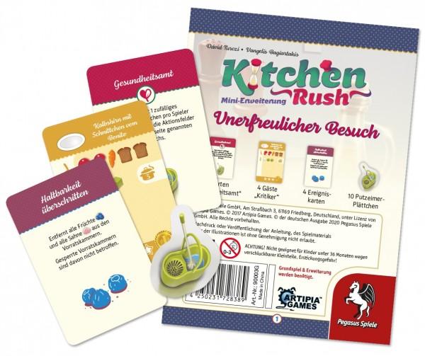 Kitchen Rush: Unerfreulicher Besuch [Mini-Erweiterung]
