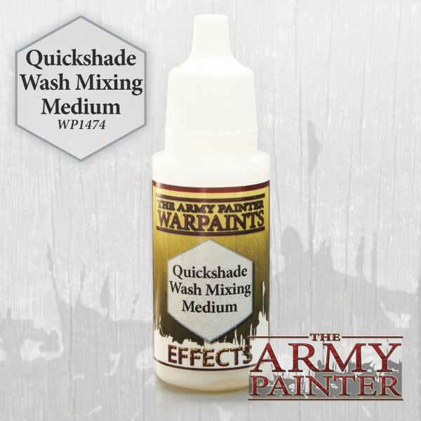 Army Painter Paint: Quickshade Wash Mixing Medium