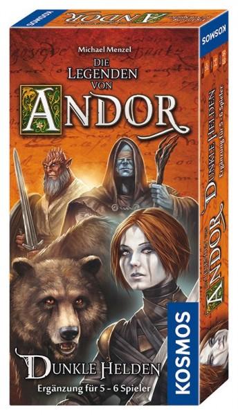Die Legenden von Andor: Dunkle Helden 5-6 Spieler
