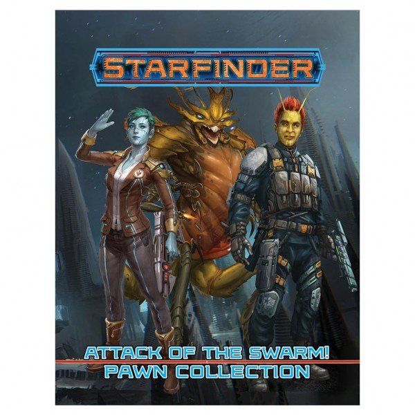 Starfinder: Attack of the Swarm Pawn Collection