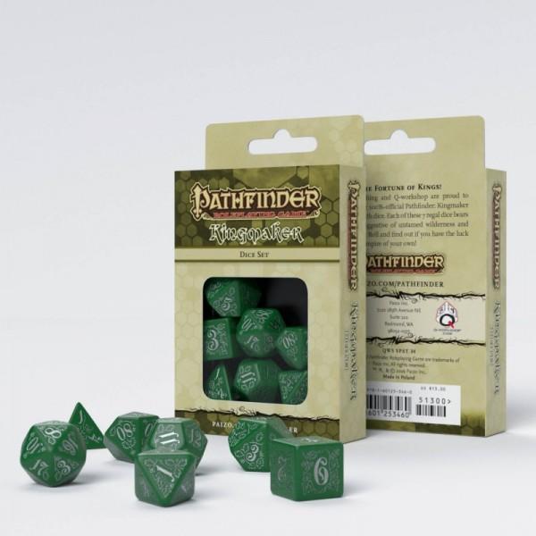 Pathfinder Kingmaker Dice (7 Stk.)
