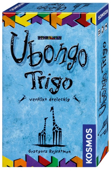 Ubongo - Trigo (Mitbringspiel)