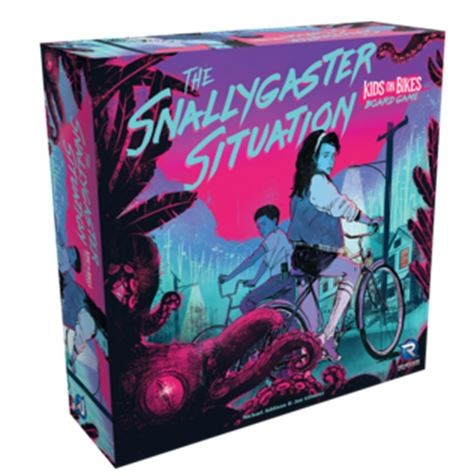 Snallygaster Situation, The (Kids on Bikes)