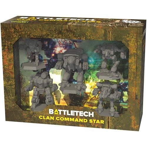 BattleTech: Clan Command Star