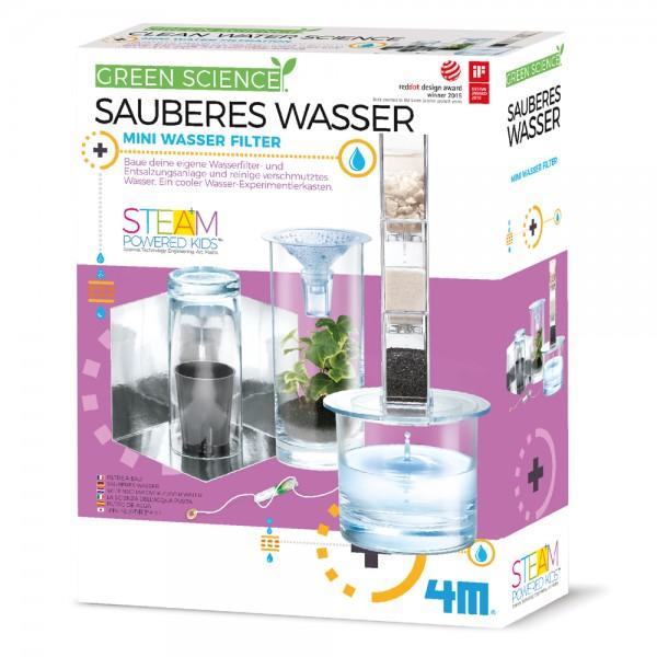 Green Science: Wasserfilter *Neu*