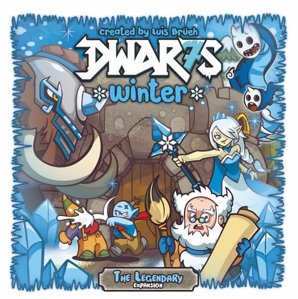 Dwar7s Winter: Legendary [Expansion]