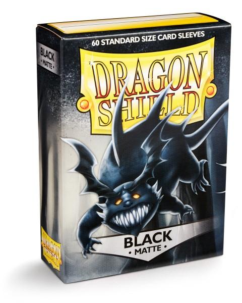 Dragon Shield: Matte – Black (60)
