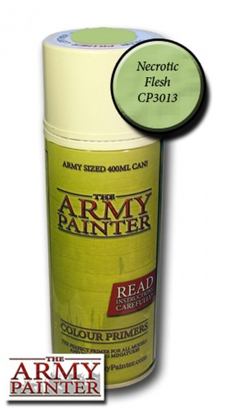 Army Painter Primer: Necrotic Flesh (400ml)