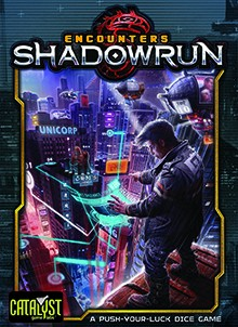 Shadowrun: Encounters (Dice Game)