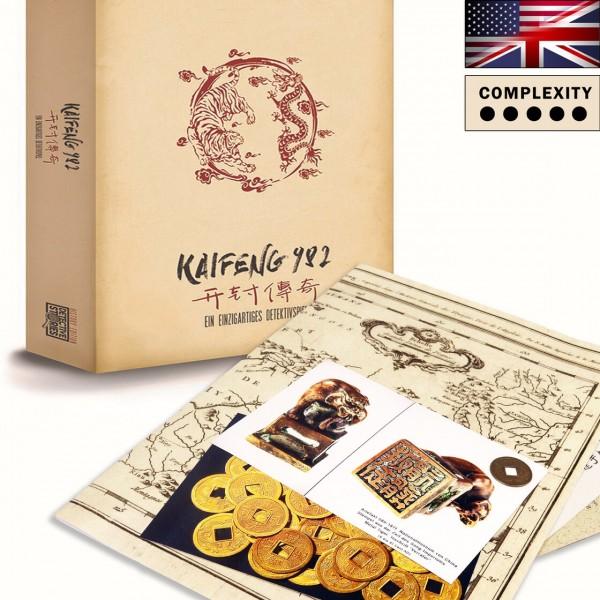 Detective Stories – History Edition Kaifeng 928 (English)