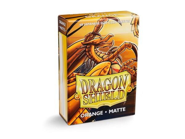 Dragon Shield: Japanese Matte – Orange (60)