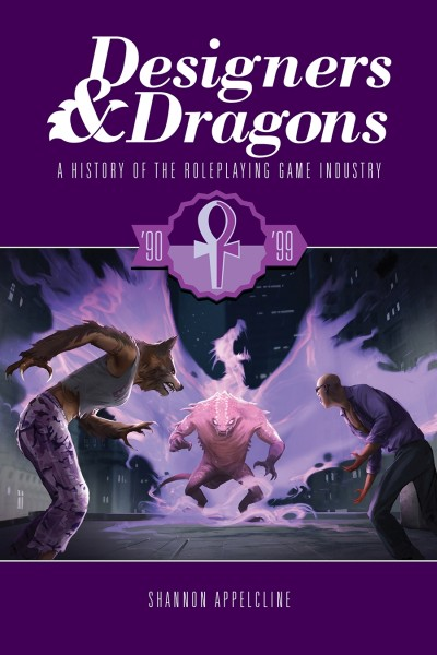 Designers & Dragons: The '90s (Band #3)