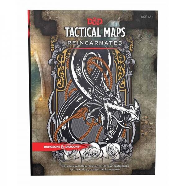 D&D: RPG Tactical Maps Reincarnated