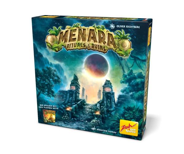 Menara - Rituals & Ruins [Erweiterung]
