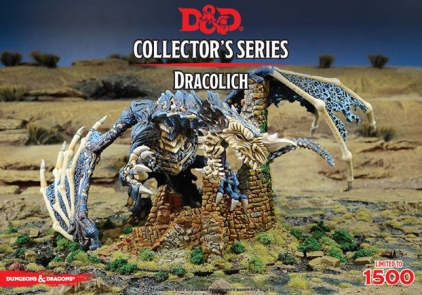 Dungeons & Dragons: Dracoliche (1 Figur)