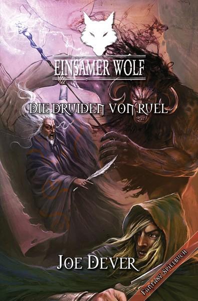 Einsamer Wolf #13 – Die Druiden von Ruel
