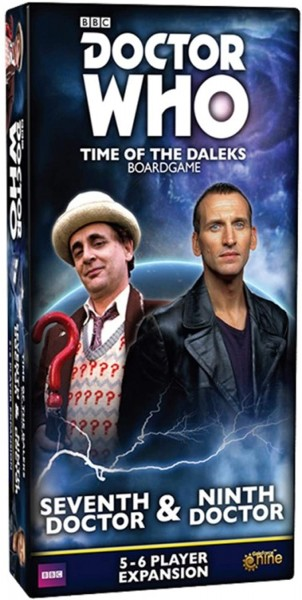 Doctor Who: Time of the Daleks - 7th & 9th Doctors Expansion