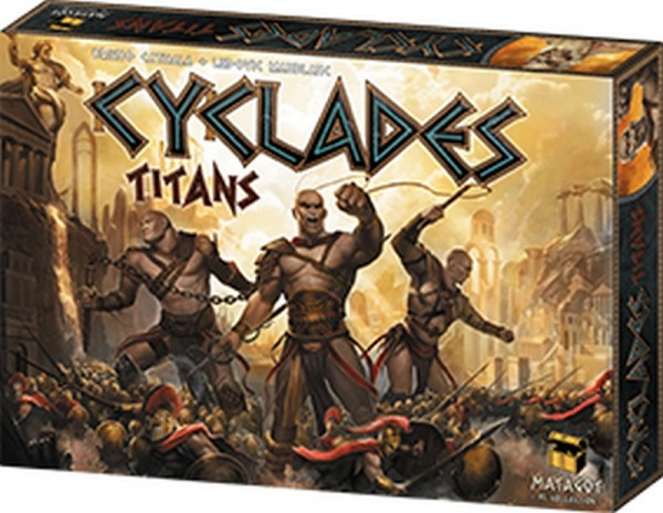Cyclades: Titans [Expansion]