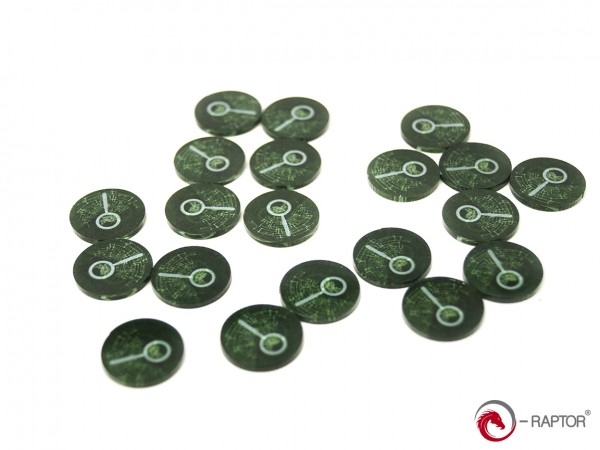 Token and Markers: Clues Tokens Set (20 Stück)