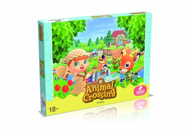 Puzzle: Animal Crossing (1000 Teile)
