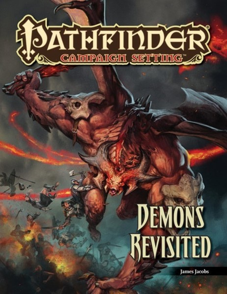 Pathfinder: Demons Revisited