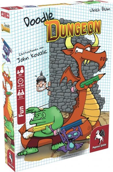 Doodle Dungeon (deutsche Ausgabe)