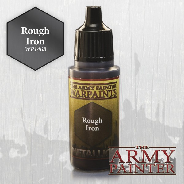 Army Painter Paint: Rough Iron
