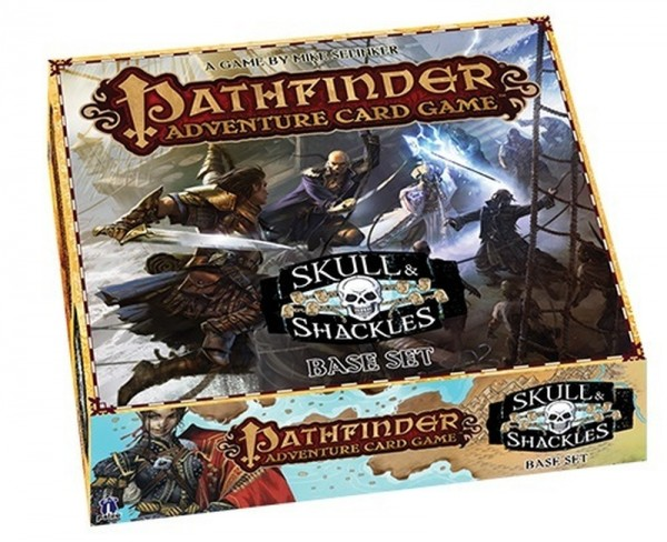 Pathfinder Adventure Card Game: Skull & Shackles – Base Set