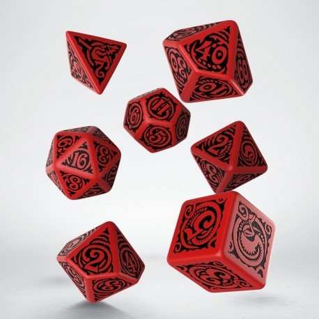 Call of Cthulhu: The Outer Gods Nyarlathotep Dice Set (7)