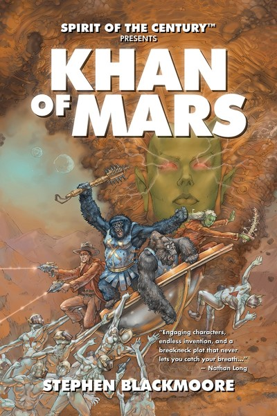 Spirit of the Century: Khan of Mars