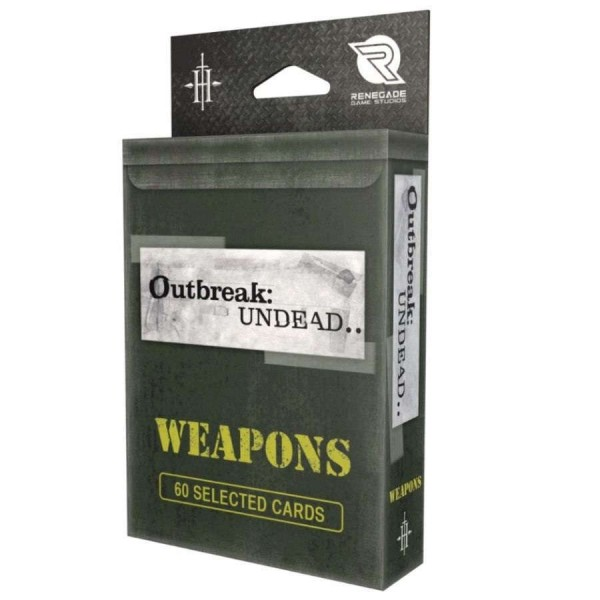 Outbreak Undead Weapons Deck