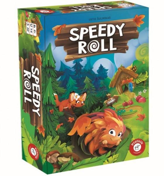 Speedy Roll *Kinderspiel des Jahres 2020*