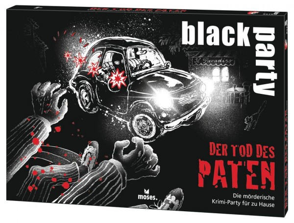 black party - Der Tod des Paten