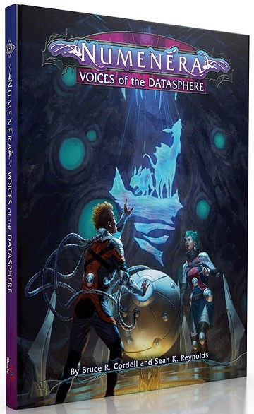 Numenera: Voices of the Datasphere