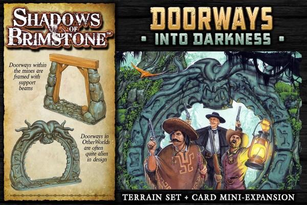 Shadows of Brimstone: Doorways into Darkness [Expansion]