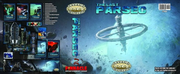 The Last Parsec Collector Box Set