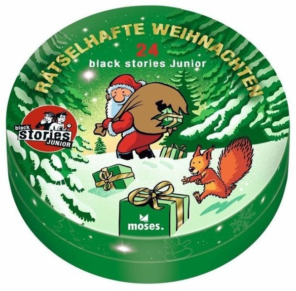 black stories Junior – rätselhafte weihnachten
