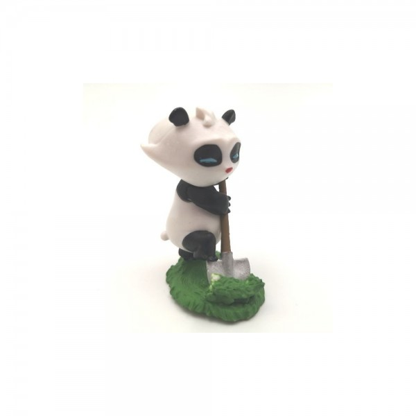 Takenoko: Baby Panda Figur Rainbow