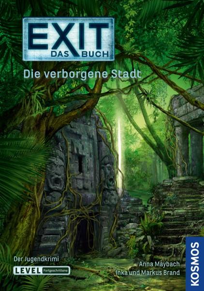 EXIT – Das Buch: Die verborgene Stadt