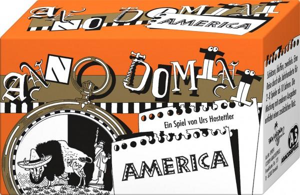 Anno Domini – America