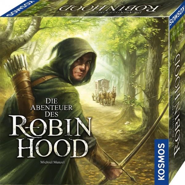 Die Abenteuer des Robin Hood *Nominiert SdJ 2021*
