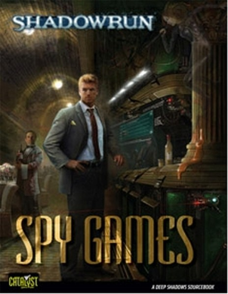 Shadowrun: Spy Games