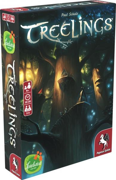 Treelings (Edition Spielwiese) (deutsch/englisch)