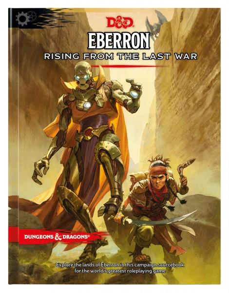 D&D RPG Adventure Eberron: Rising from the Last War