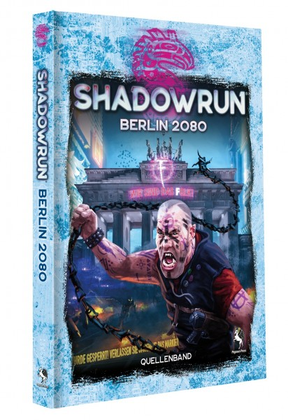 Shadowrun: Berlin 2080 (Hardcover)